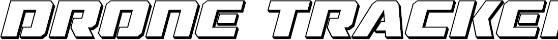 Preview image for Drone Tracker 3D Italic