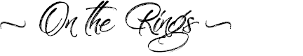 Preview image for On the Rings Font