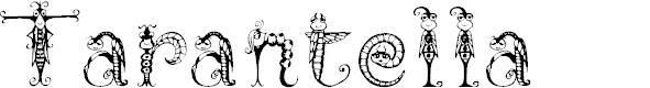 Preview image for Tarantella MF Font