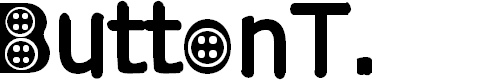 Preview image for ButtonT. Font