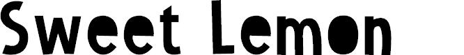 Preview image for Sweet Lemon DEMO Regular Font