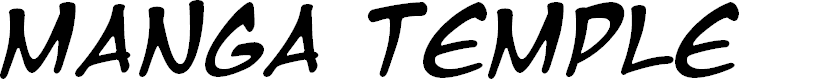 Preview image for Manga Temple Italic