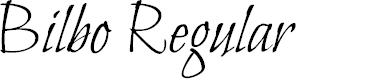 Preview image for Bilbo Regular Font