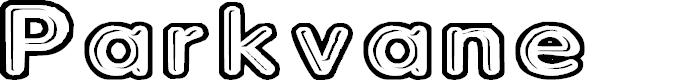 Preview image for Parkvane Font