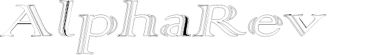 Preview image for AlphaRev Hollow