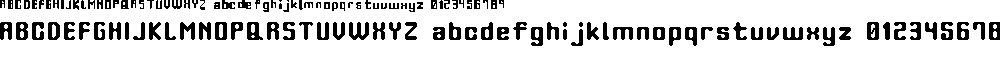 Preview image for orange phone Font