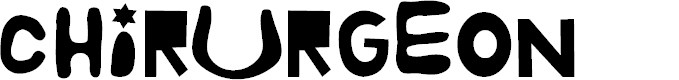 Preview image for Chirurgeon Font