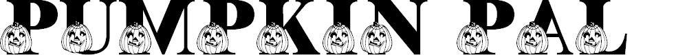 Preview image for LMS Pumpkin Pal Font