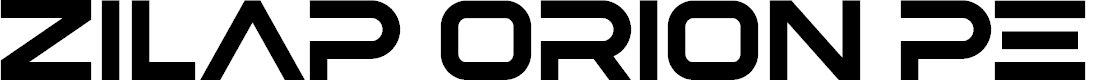 Preview image for Zilap Orion Personal Use Futuristic Font