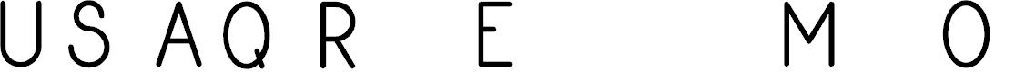 Preview image for Square Monogram Frames Demo Font