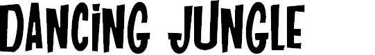 Preview image for DANCING JUNGLE Font