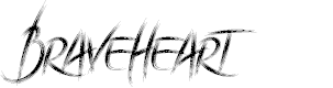 Preview image for BraveHeart Font