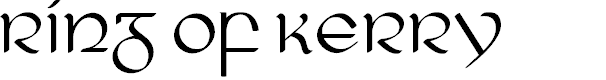 Preview image for RingofKerry Font