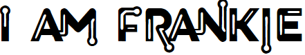 Preview image for I Am Frankie Font