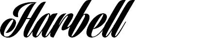 Preview image for Harbell Personal Use Only Font