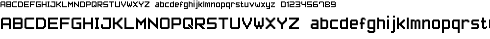 Preview image for Pixel Font-7