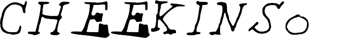 Preview image for CHEEKINSo Font