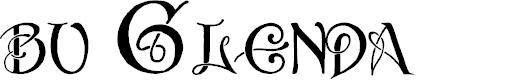 Preview image for bu Glenda Font