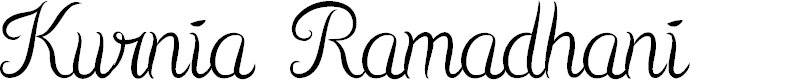 Preview image for Kurnia Font