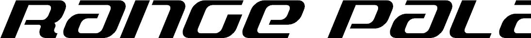 Preview image for Range Paladin Super-Italic