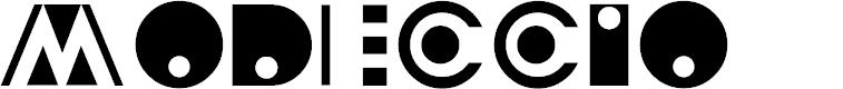 Preview image for Modeccio Font