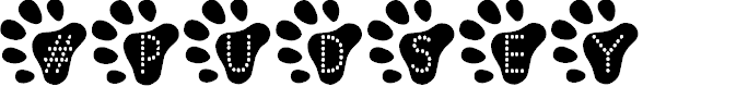 Preview image for #bearfaced Font