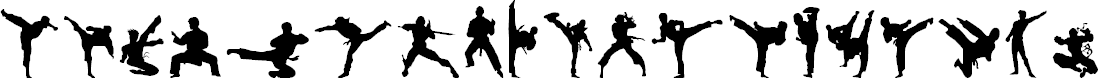 Preview image for Karate Chop Font