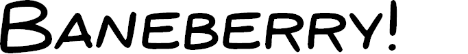 Preview image for Baneberry Regular Font