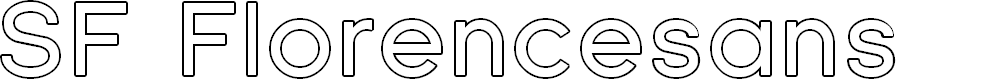 Preview image for SF Florencesans Outline