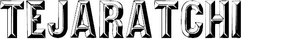 Preview image for Tejaratchi Regular Font