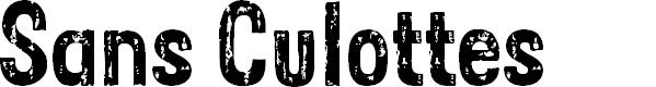 Preview image for Sans Culottes