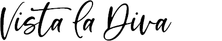Preview image for Vista La Diva Font