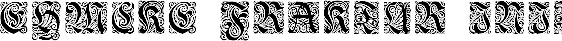 Preview image for Ehmcke-Fraktur Initialen Font