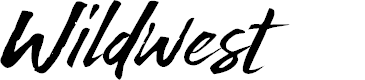 Preview image for Wildwest Font