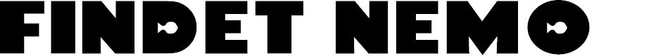 Preview image for Findet Nemo Font