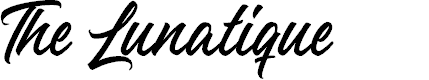 Preview image for TheLunatiquedemo-Regular Font