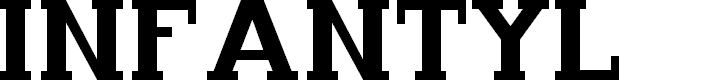 Preview image for Infantyl Font