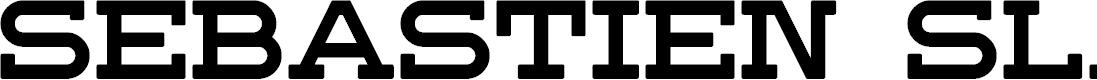 Preview image for Sebastien Slab Round Font