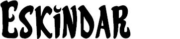 Preview image for Eskindar Regular Font