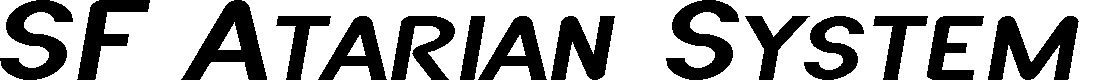 Preview image for SF Atarian System Extended Italic