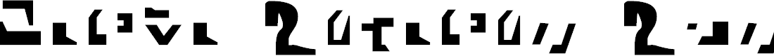 Preview image for Giedi Ancient Autobot Font