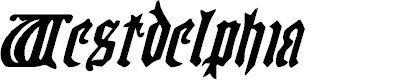 Preview image for Westdelphia Italic