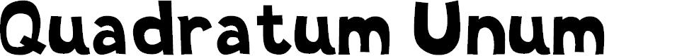 Preview image for Quadratum Unum