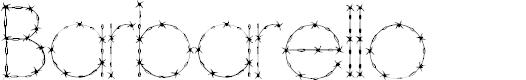 Preview image for Barbarello Font
