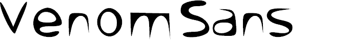 Preview image for Venom Sans