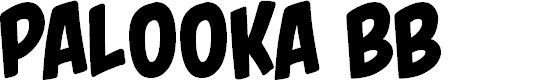 Preview image for Palooka BB Font