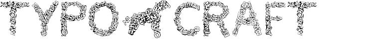 Preview image for CF TypoCraft Regular Font