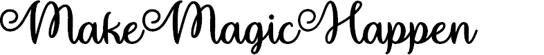 Preview image for MakeMagicHappen