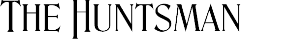 Preview image for The Huntsman Font