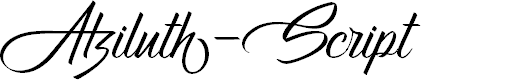 Preview image for Atziluth-Script